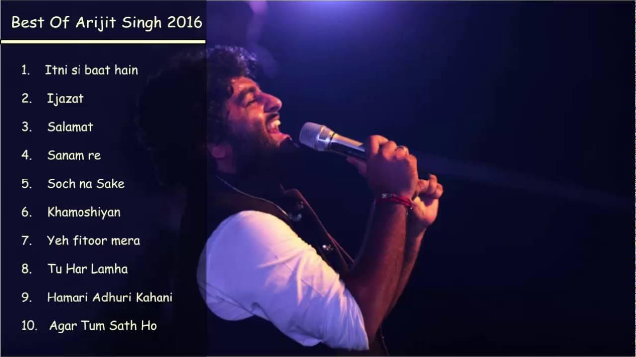 arijit singh romantic songs 2017 download